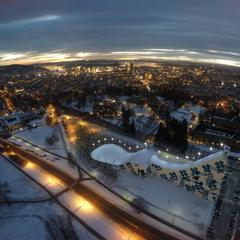 Big Air på Tøyen - © X Games