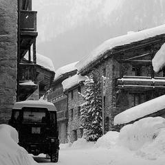 Gallery: Snow keeps falling in French Alps - ©Val d'Isere