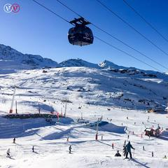 Snow report: Where's the best snow between Christmas and New Year? - ©Val Thorens