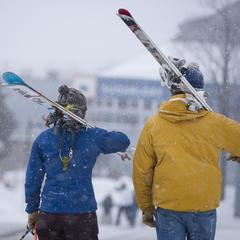 Top Ski Resorts for Thanksgiving: Sugarloaf - ©Skye Chalmers