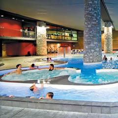 centre aquasportif de Val d'Isère - © centre aquasportif de Val d'Isère