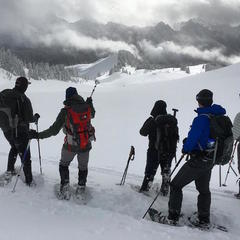 How to stay safe off-piste - ©Northwest Avalanche Center