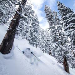 Sven Brunso in Taos - © Liam Doran