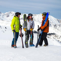 Best Skis for the Money - ©Liam Doran