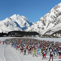 Alternative high-altitude snow sports - ©Engadin St. Moritz