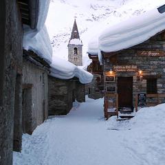 Bonneval sur arc pr sentation de bonneval sur arc la station le domaine skiable - Office de tourisme de bonneval sur arc ...