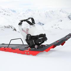MSR Revo Ascent | Schneeschuhtest 2016/2017 - ©Bergleben.de