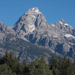 Climbing the Grand Teton - ©Glen Molsen/Flickr