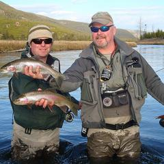 Montana fly-fishing - © Wild Trout Outfitters