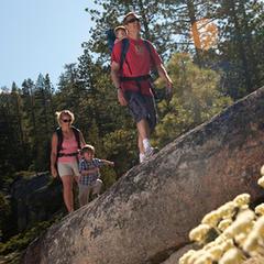 Squaw Valley trails - © Matt Palmer