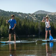 Top 5 SUP Destinations in Ski Country - ©Kirkwood Mountain Resort