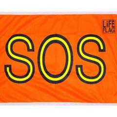 Drapeau SOS