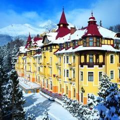 Grandhotel Praha****, Tatranská Lomnica - © TMR