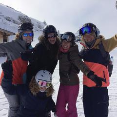 Rosanne, Maud, Sabine, Laura, Pien - © TVB Mayrhofen
