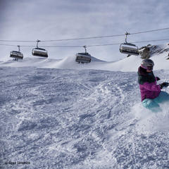 Dobry zwyczaj: lekcja z instruktorem na początek sezonu narciarskiego - ©Gesa Temmen