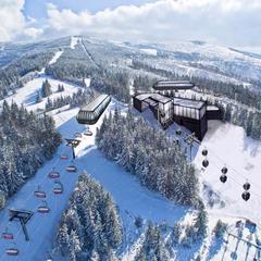 Nowe inwestycje TMR w Szczyrku  - © TMR