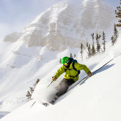 VCA header Jackson Hole Mountain Resort mountains - © Jackson Hole Mountain Resort