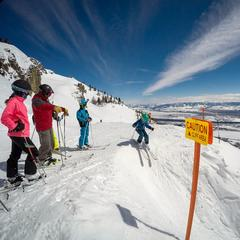 VCA Jackson Hole drop - © Jackson Hole Mountain Resort