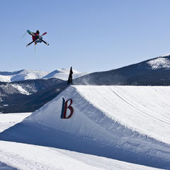 VCA jump Breckenridge Ski Resort  - © Breckenridge Ski Resort