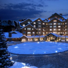 Montage Deer Valley UT rendering