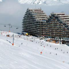 Lyžiarske strediská bez áut: ekologickejšie, bezpečnejšie, pokojnejšie - ©OT la Grande Plagne / B. Koumanov