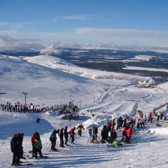 Ski Scotland: Five days in the Scottish Highlands - ©Cairngorm Mountain