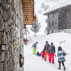 Gallery: The Snow is back in the Alps 13/3/18 - ©Meribel/Facebook