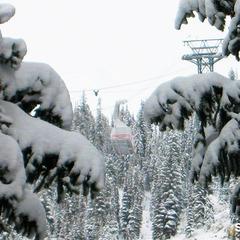 Snowbird, Utah gondola
