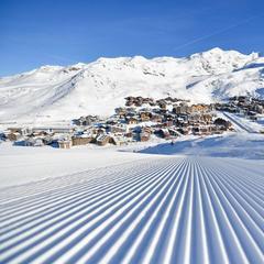 Rýchly prehľad: Aktuálny stav snehu v Európe - ©Val Thorens/Facebook