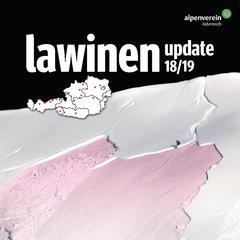 Lawinen-Update 2018/2019 - © OeAV