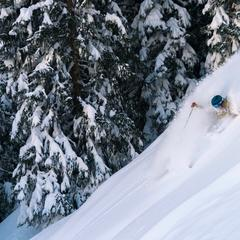 March's North American Snowfall Summary - ©Casey Day, Loveland Ski Area