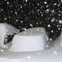 California Ski Resorts Crushed Under 6-9 Feet - ©Peter Morning / MMSA