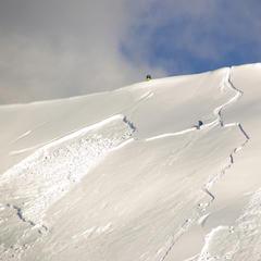 Schneebrett-Lawine - © Alessandro Zappalorto_Shutterstock.com