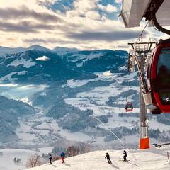 Najväčšie lyžiarske strediská v Rakúsku: 2 – Wilder Kaiser - Brixental - ©Anita Baumgartner