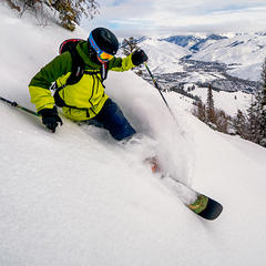 Sun Valley surrounded by almost a million acres of alpine beauty - © Sun Valley Resort