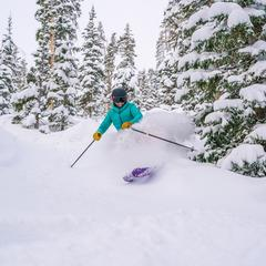 Who Got the Most Snow This Week? - ©Carl Frey, Winter Park Resort