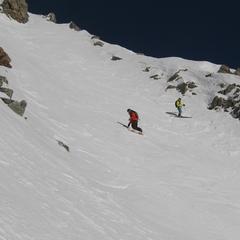 Fallos elementales en cualquier esquiador - ©blgospot / T.Cardelli