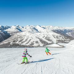 Karyntia to tak dobre miejsce na rodzinne narty z dziećmi - © Franz Gerdl/Kärnten Werbung