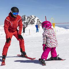 A partir de quel âge mon enfant peut-il apprendre à skier ? - © CheckYeti / Roland Haschka