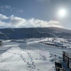 Scotland still open for skiing! - ©Glenshee/Facebook