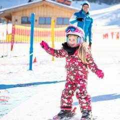 Strahlender Kinderaugen sind garantier - © Ski Juwel Alpbachtal Wildschönau