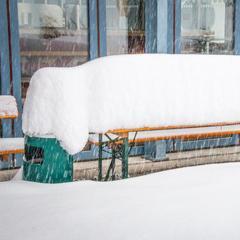 Čerstvý sníh v Zauchensee, 13.11.2019 - © facebook   Zauchensee