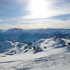 Najväčšie lyžiarske strediská v Rakúsku: 9 – Zillertal Arena - ©Markus Hahn