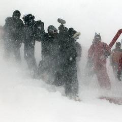 Super-G der Damen in Val d'Isere abgesagt - ©Christophe PALLOT/AGENCE ZOOM