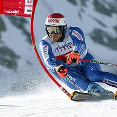 Verletzung zum Jahresende - ©Swiss-Ski