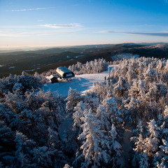 Top Family Resorts for Christmas: Okemo Mountain Resort, Vermont - ©Skye Chalmers Photography