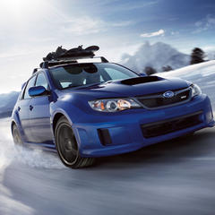 All-wheel-drive systems are great for slippery winter roads. - © Subaru