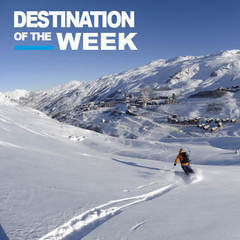 Destination of the week: Les Menuires - ©Les Menuires