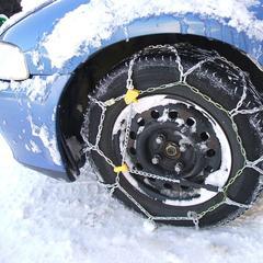 Catene da neve: come sceglierle? [INFOGRAFICA]