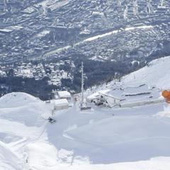 Stay in the city, ski the surroundings - ©Gernot Schweigkofler
